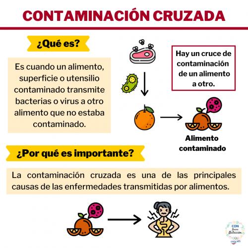 1 Contaminación Cruzada